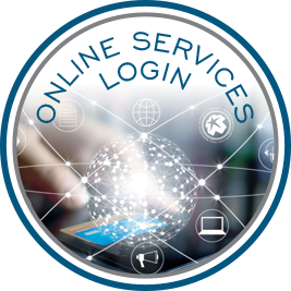 Link to the online services login page